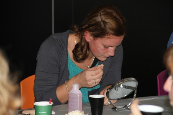 Workshop Visagie in Dendermonde