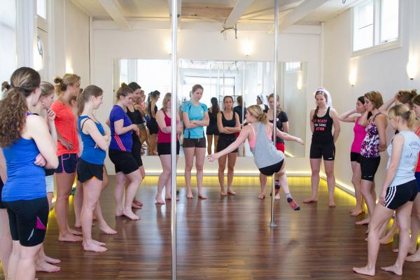 Workshop Paaldansen Dendermonde