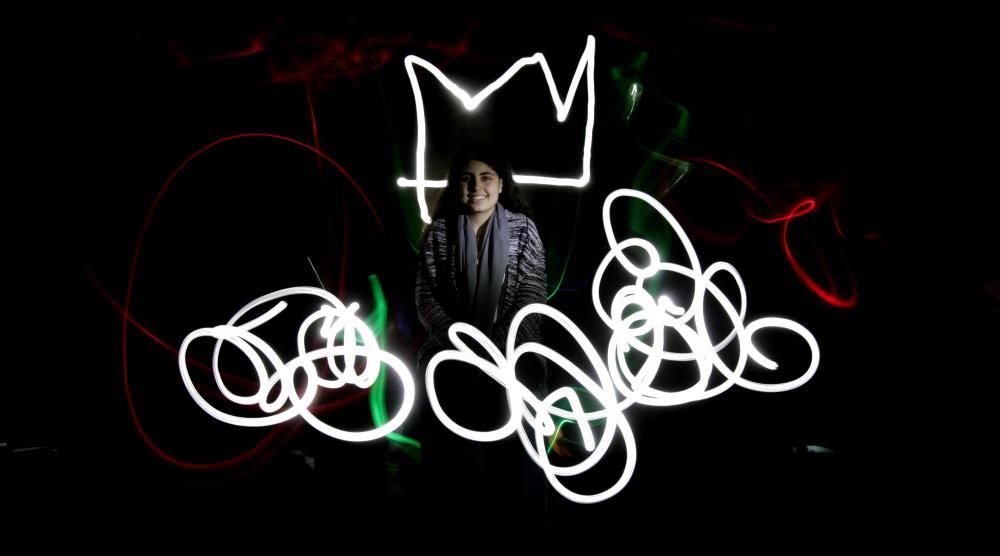 Slide 1: Workshop Light Graffiti