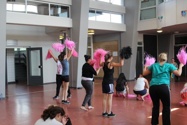 Workshop Cheerleading Dendermonde