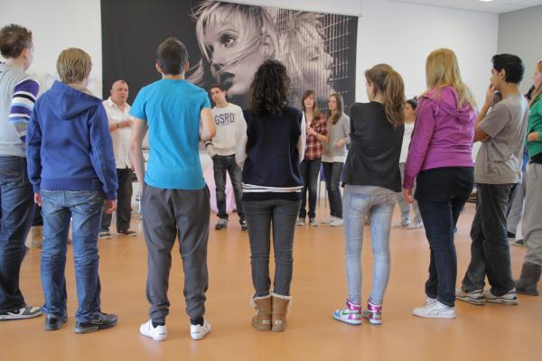 Workshop Theatersport Dendermonde