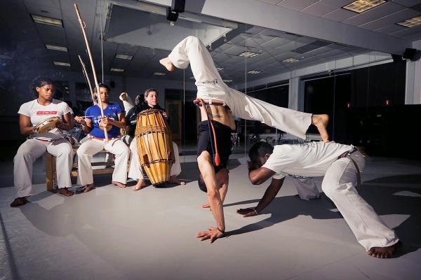 Workshop Capoeira Dendermonde