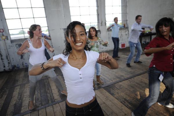 Workshop Streetdance Dendermonde