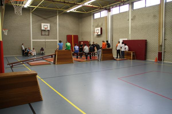 Workshop Freerunnen Dendermonde
