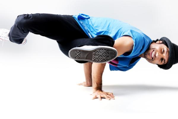 Workshop Breakdance Dendermonde
