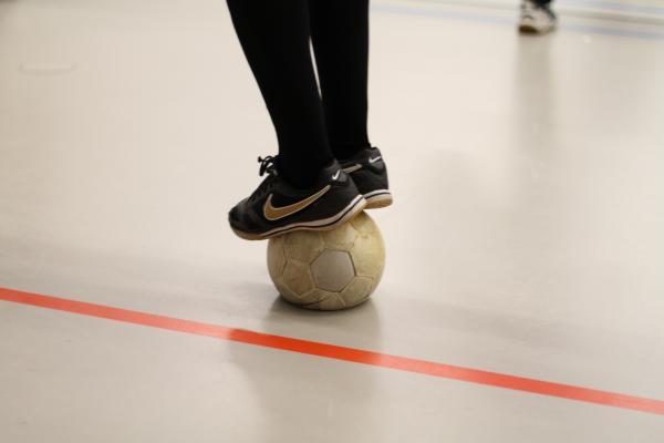 Workshop Pannavoetbal Dendermonde